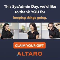 Altaro SysAdmin Day
